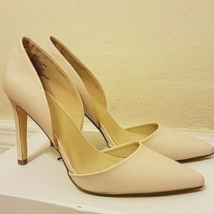 Just Fab Light Pink Heels
